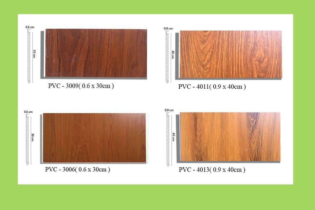 Tấm ốp tường PVC