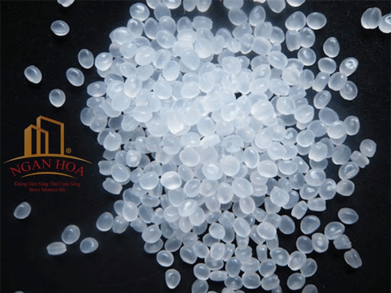 Hạt nhựa PVC - Vật liệu xanh