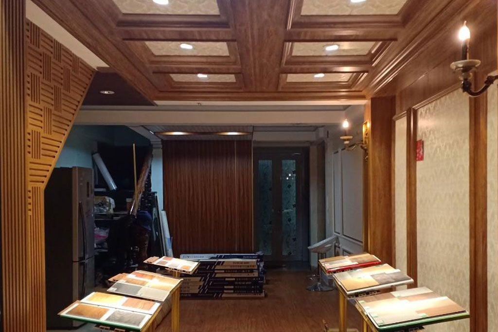 Phân phối vật liệu trang trí nội thất