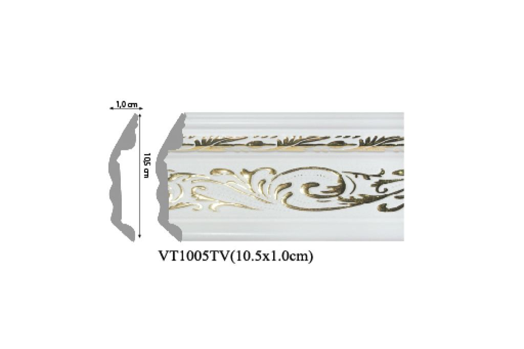 Phào chỉ trang trí VT1005TV
