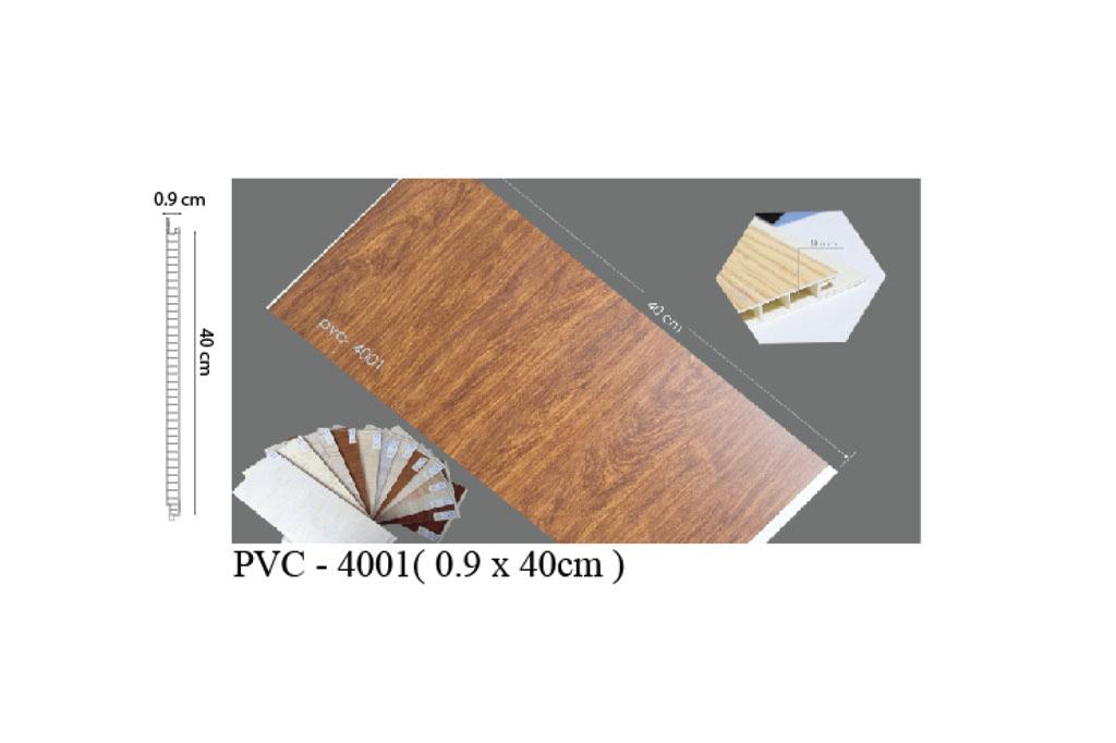 Kích thước tấm ốp nhựa PVC