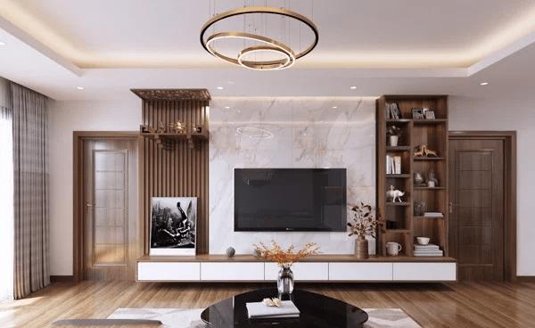 Vật liệu trang trí giúp ngôi nhà bạn mang tính thẩm mỹ cao