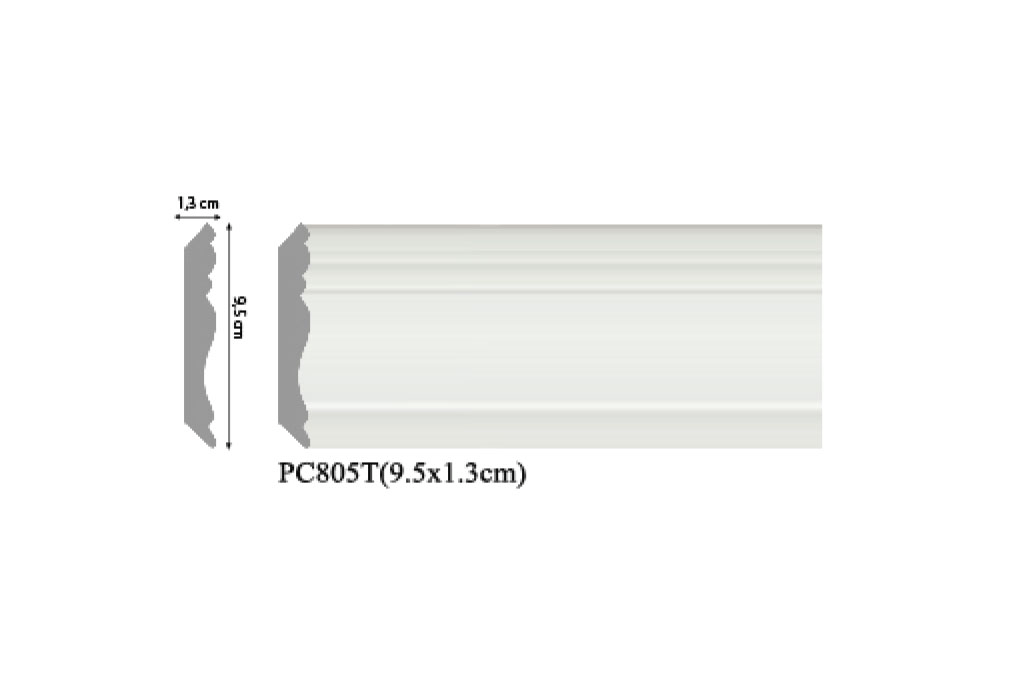 Phào chỉ trang trí CT 98-001