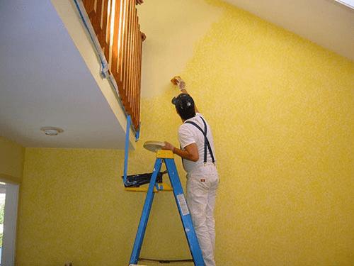 Mách bạn cách xử lý tường bị ẩm, bong tróc cực hiệu quả