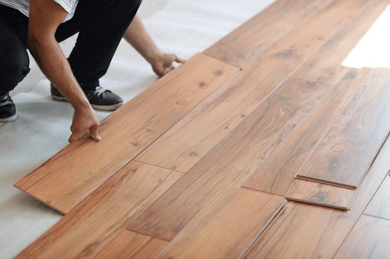 Ứng dụng làm sàn gỗ