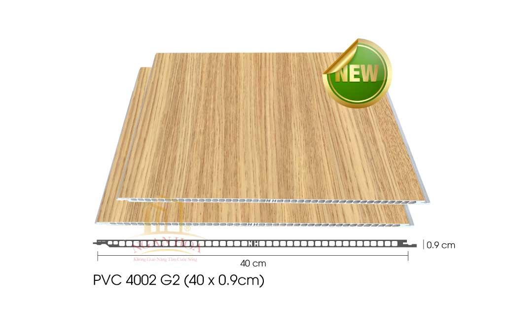 Tấm ốp PVC