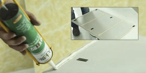 kỹ thuật thi công tấm nhựa vân đá
