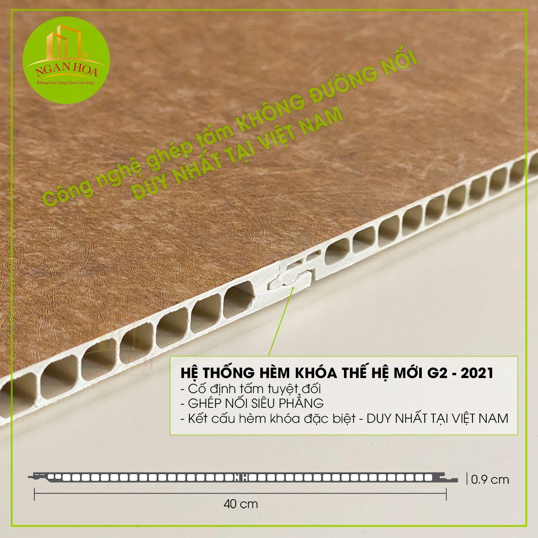 tấm ốp trần tường pvc g2