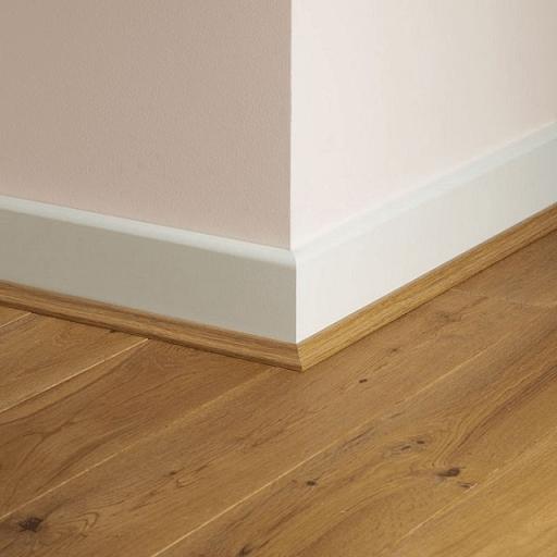 Phào chân tường nhựa giả gỗ