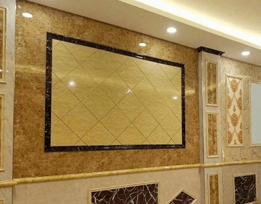 Phào nhựa tạo điểm nhấn cho các bức tường