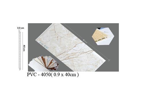 Tấm ốp trần tường PVC – 4050
